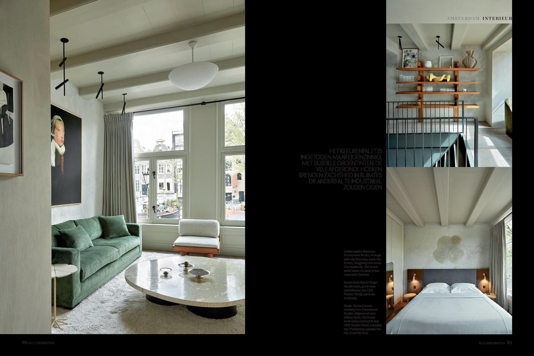 Framework Studio Amsterdam Interior Architecture And Design
